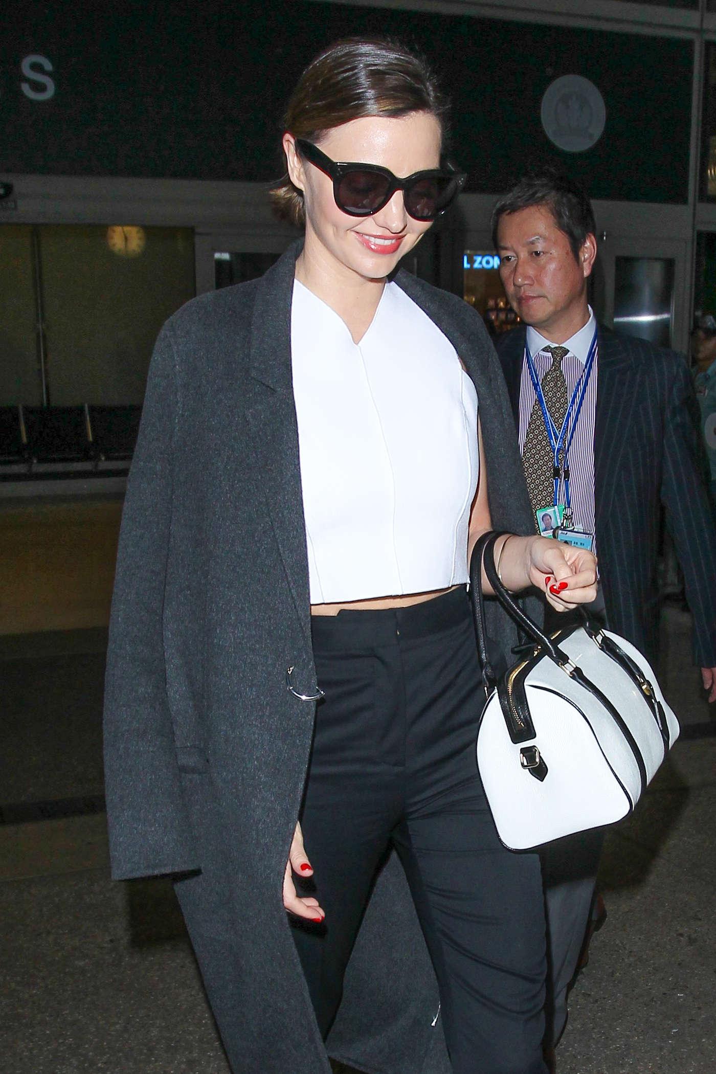 Miranda Kerr 2016 : Miranda Kerr at LAX Airport in LA -12
