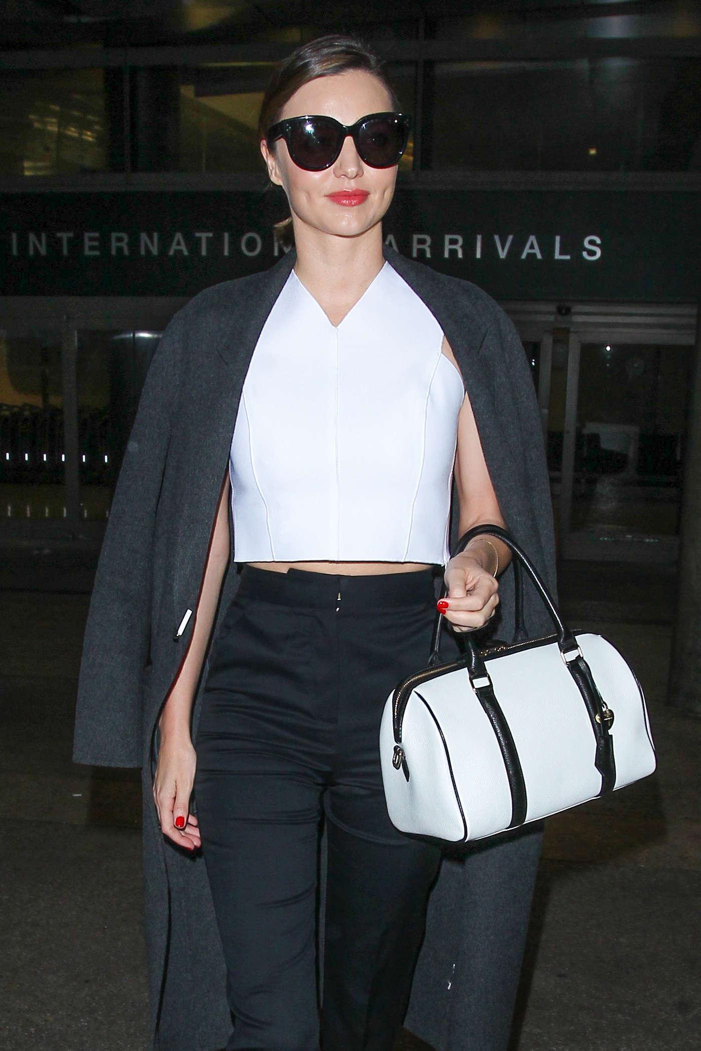 Miranda Kerr 2016 : Miranda Kerr at LAX Airport in LA -13