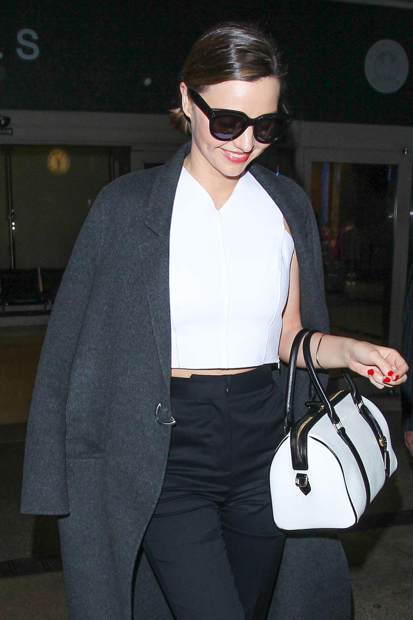 Miranda Kerr 2016 : Miranda Kerr at LAX Airport in LA -14