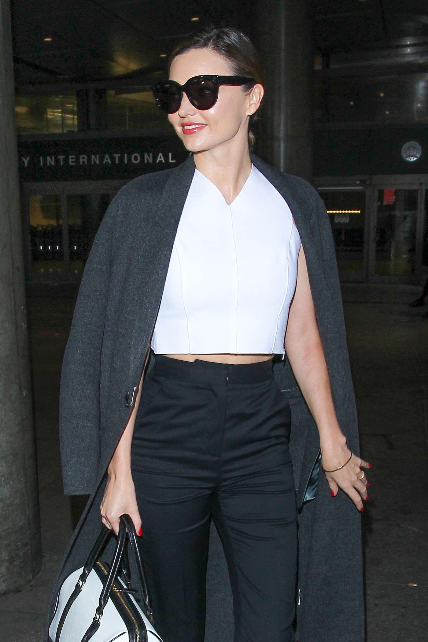 Miranda Kerr 2016 : Miranda Kerr at LAX Airport in LA -15
