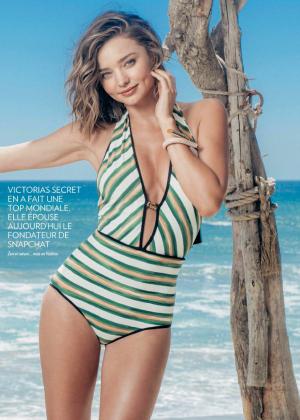 Miranda Kerr by Sebastien Micke for Paris Match (September 2016)