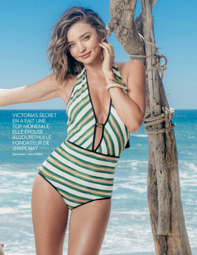 Miranda Kerr by Sebastien Micke for Paris Match (September 2016)