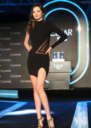 Miranda Kerr - Clear Scalp & Hair Promotional Event in Shanghai