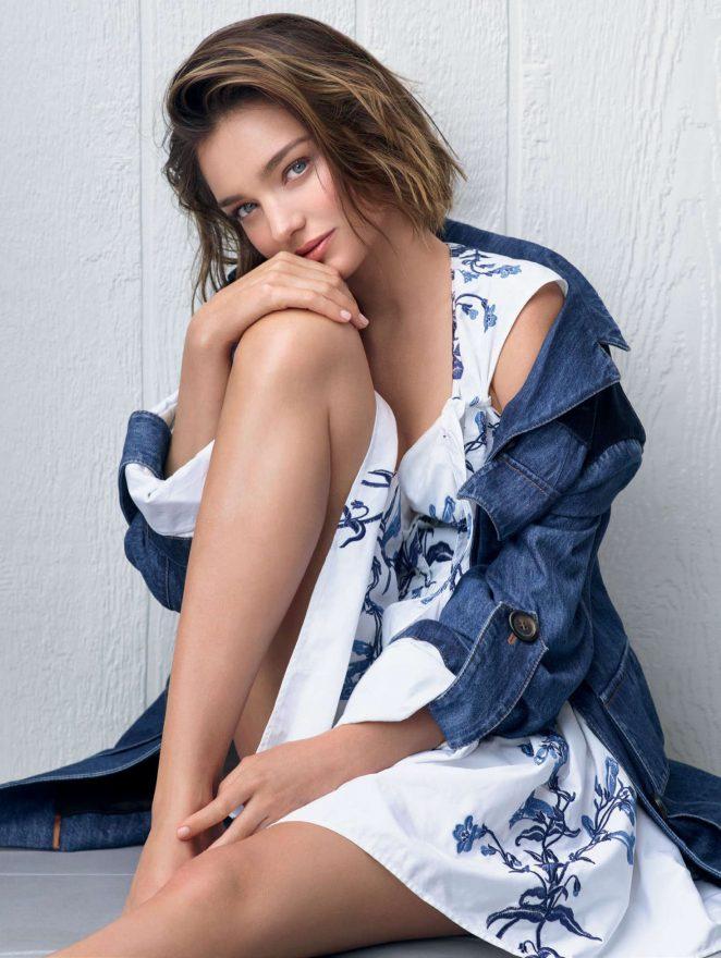 Miranda Kerr - Elle Brasil Magazine (July 2016)