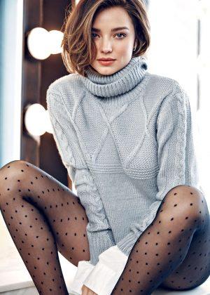 Miranda Kerr - Elle Canada Magazine (December 2016)