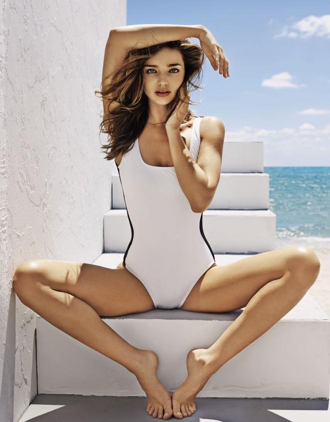 Miranda Kerr - Grazia France Magazine (July 2015)