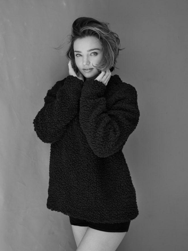 Miranda Kerr - Gritty Magazine (Winter 2016)