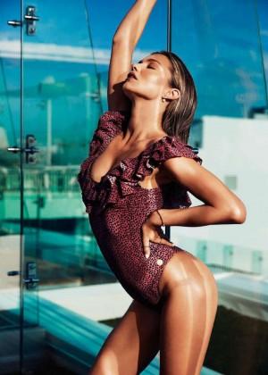 Miranda Kerr: Harpers Bazaar Australia 2016 -10