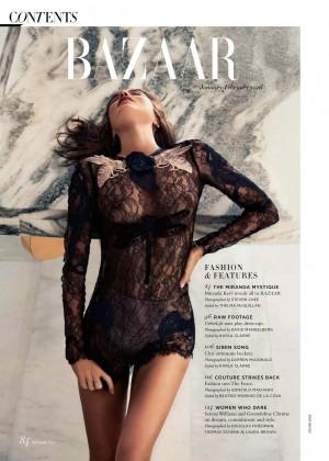 Miranda Kerr: Harpers Bazaar Australia 2016 -12