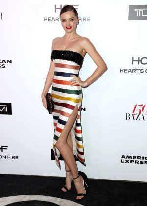Miranda Kerr - Harper's Bazaar Celebrates 150 Most Fashionable Women in West Hollywood