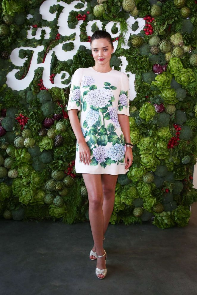 Miranda Kerr - 'In Goop Health' Event in Los Angeles