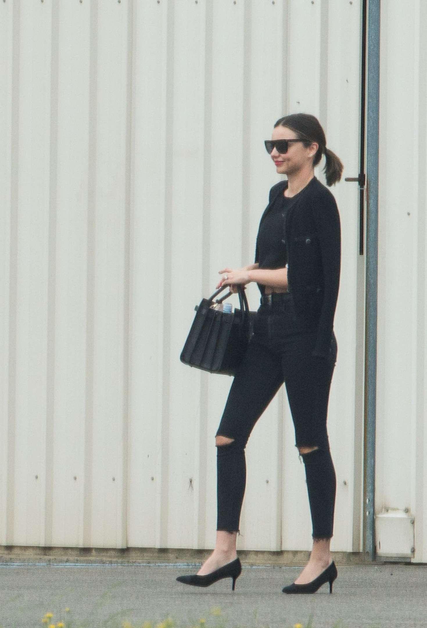 Miranda Kerr 2016 : Miranda Kerr in Ripped Jeans -05