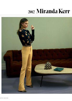 Miranda Kerr - InStyle Australia Magazine (May 2018)