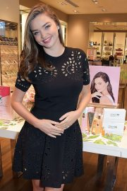 Miranda Kerr - Kora Launch in London