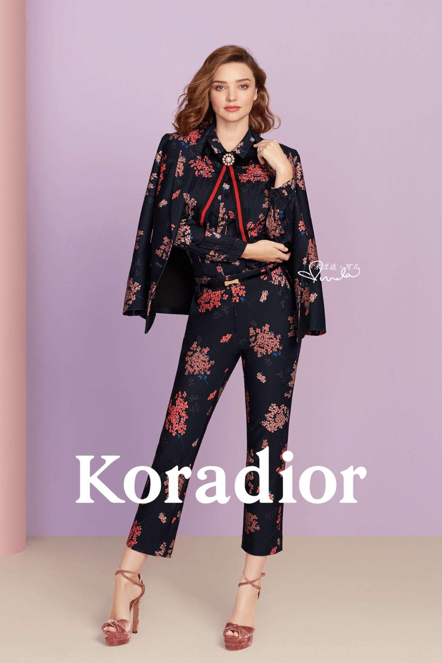 Miranda Kerr 2017 : Miranda Kerr: Koradior Spring 2018 Campaign -03