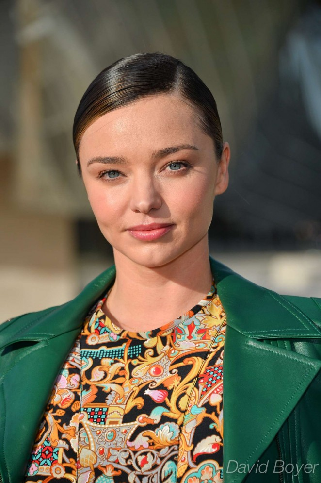 Miranda Kerr: Louis Vuitton Fashion Show -18