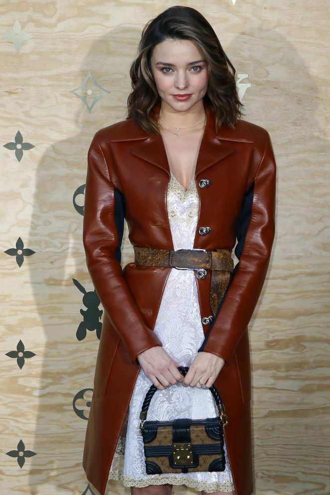Miranda Kerr: Louis Vuitton & Jeff Koons Masters Collection Collaboration -01