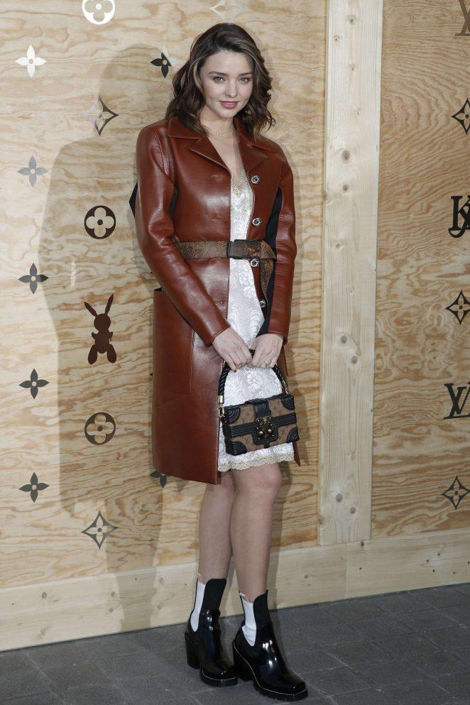 Miranda Kerr: Louis Vuitton & Jeff Koons Masters Collection Collaboration -02