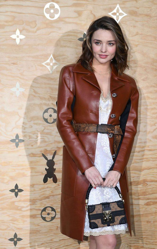 Miranda Kerr: Louis Vuitton & Jeff Koons Masters Collection Collaboration -10