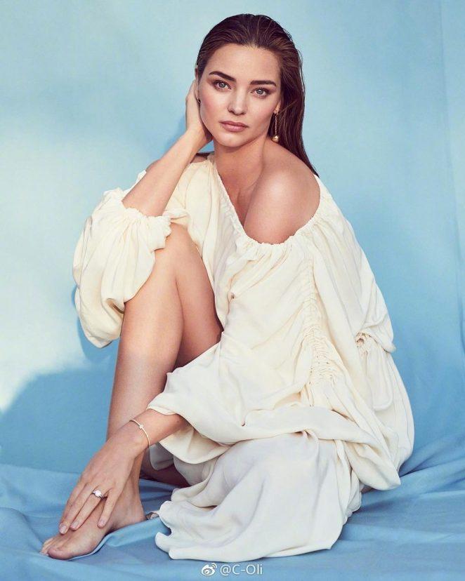 Miranda Kerr – Marie Claire Australia Magazine (January 2019) adds