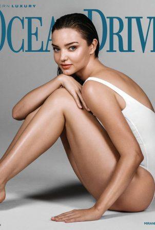 Miranda Kerr - Ocean Drive Magazine (July/August 2020)