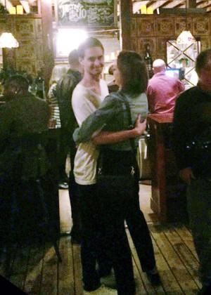 Miranda Kerr on date with boyfriend in Malibu