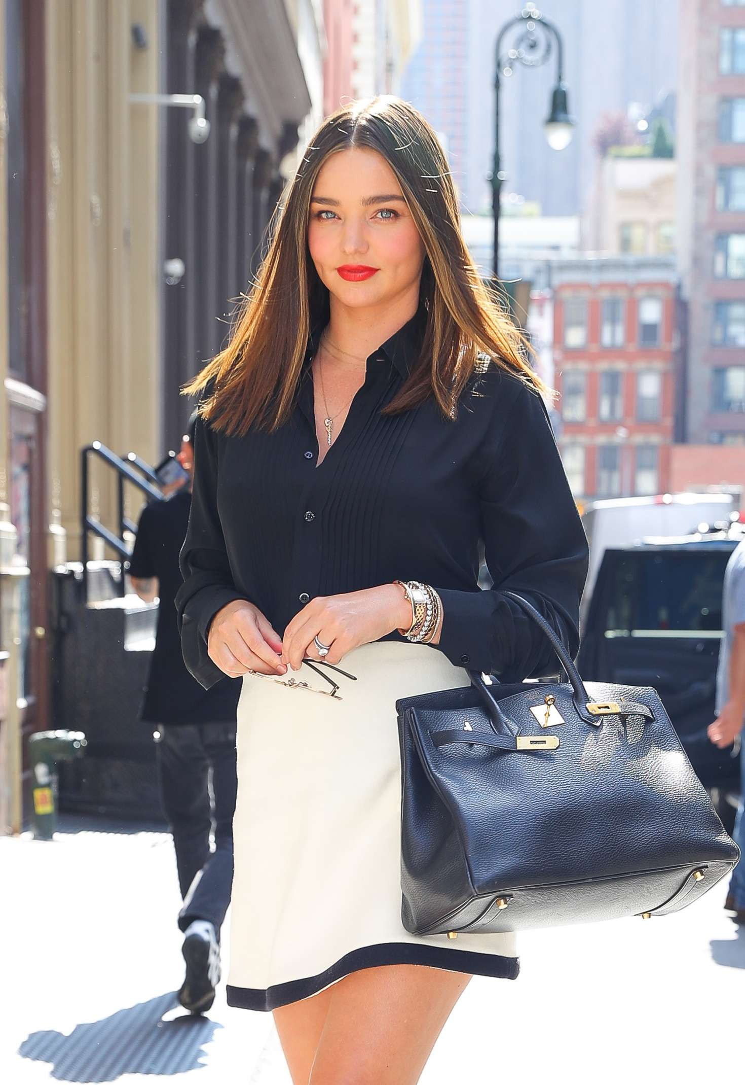 Miranda Kerr – Out and about in New York
