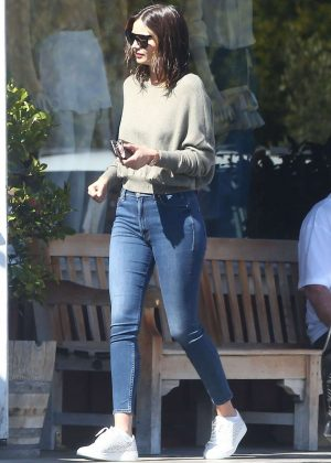 Miranda Kerr - Out in Brentwood