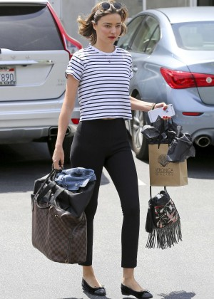 Miranda Kerr - Out in Los Angeles