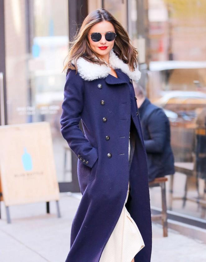 Miranda Kerr out in NYC -02