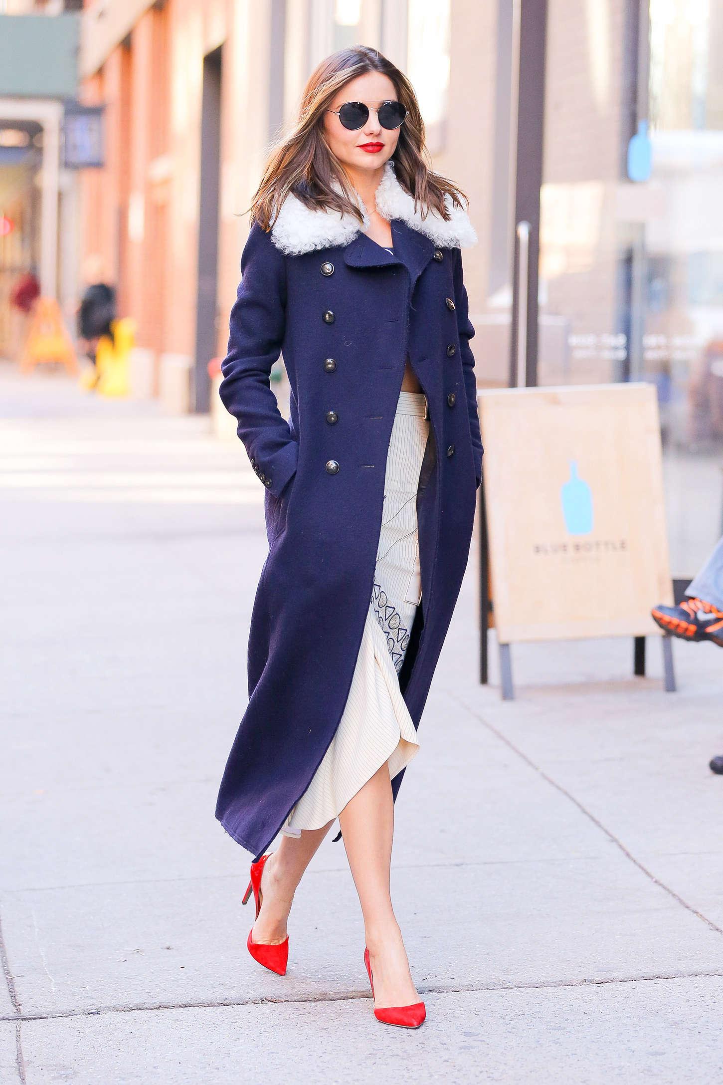 Miranda Kerr 2015 : Miranda Kerr out in NYC -05