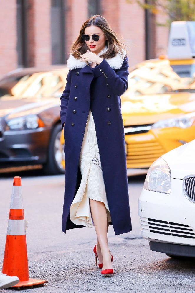 Miranda Kerr out in NYC -06
