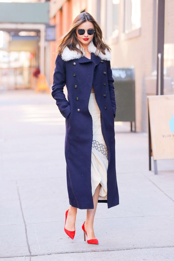Miranda Kerr out in NYC -07