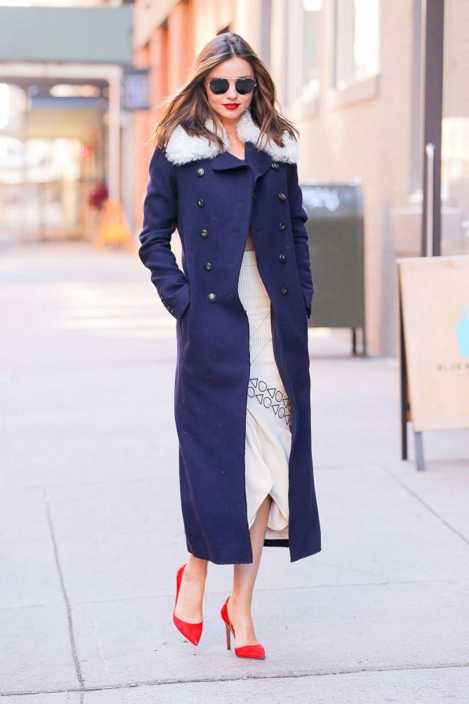 Miranda Kerr 2015 : Miranda Kerr out in NYC -07