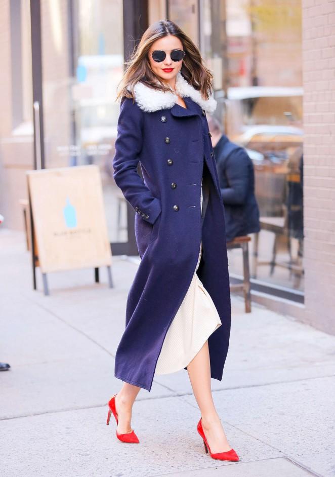 Miranda Kerr out in NYC -20