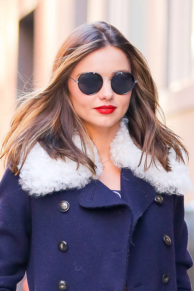 Miranda Kerr out in NYC -23