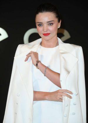 Miranda Kerr - 'Panthere de Cartier' Watch Launch in Los Angeles