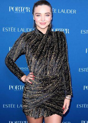 Miranda Kerr - Porter's 3rd Annual Incredible Women Gala in LA