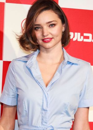 Miranda Kerr - Presents New Cooking Products in Tokyo