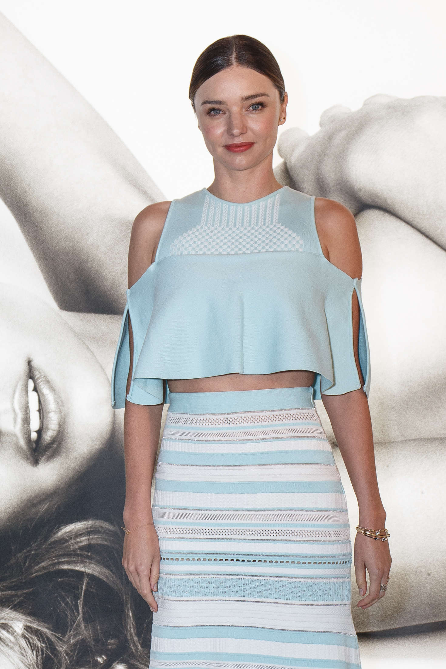 Miranda Kerr - Promotes her KORA Organics skincare products in Sydney