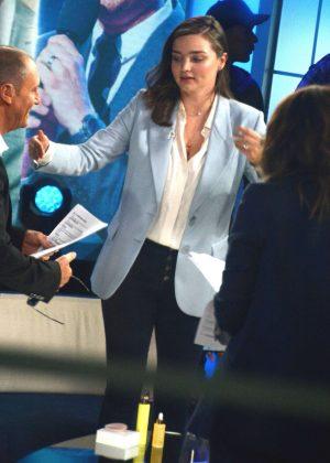 Miranda Kerr - Promotes Kora Organics in Sydney