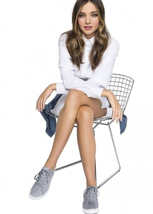 Miranda Kerr - Reebok's S/S Skyscape Collection 2015