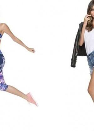 Miranda Kerr - Reebok's S/S Skyscape Collection 2015 Miranda Kerr Collection