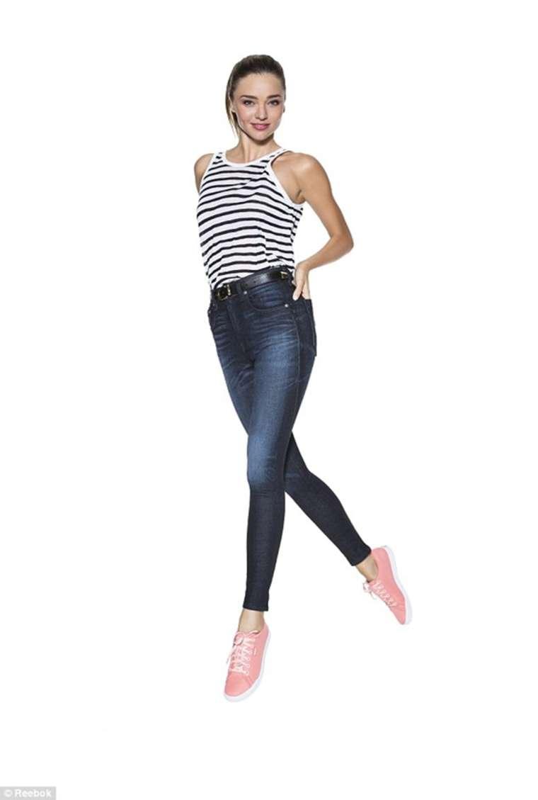 Miranda Kerr: Reebok 2015 Collection -05 - GotCeleb Miranda Kerr Collection