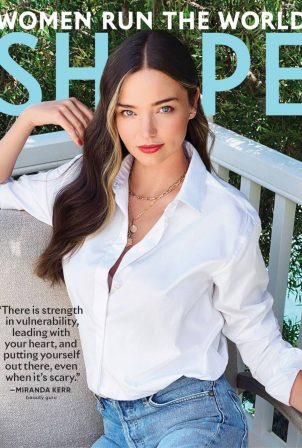 Miranda Kerr - Shape Magazine (September 2020)