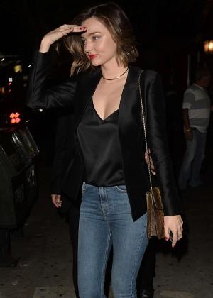 Miranda Kerr - Snoop Dogg's Vogue Dinner Party at El Compadre Restaurant in Hollywood