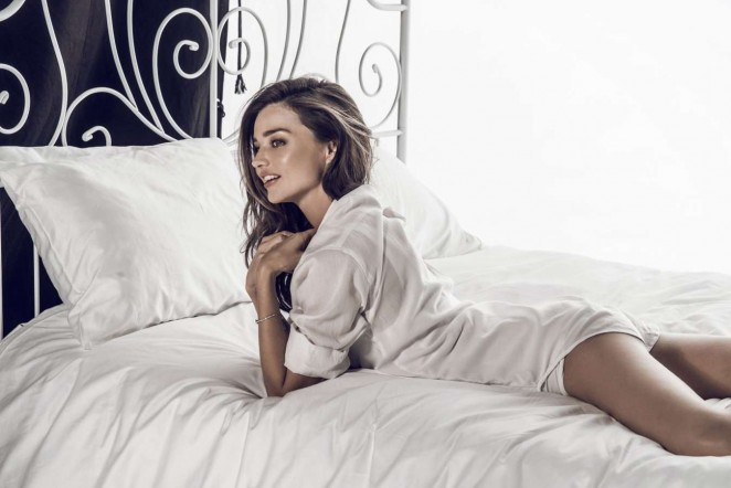 Miranda Kerr - Swarovski Holiday 2015 Collection