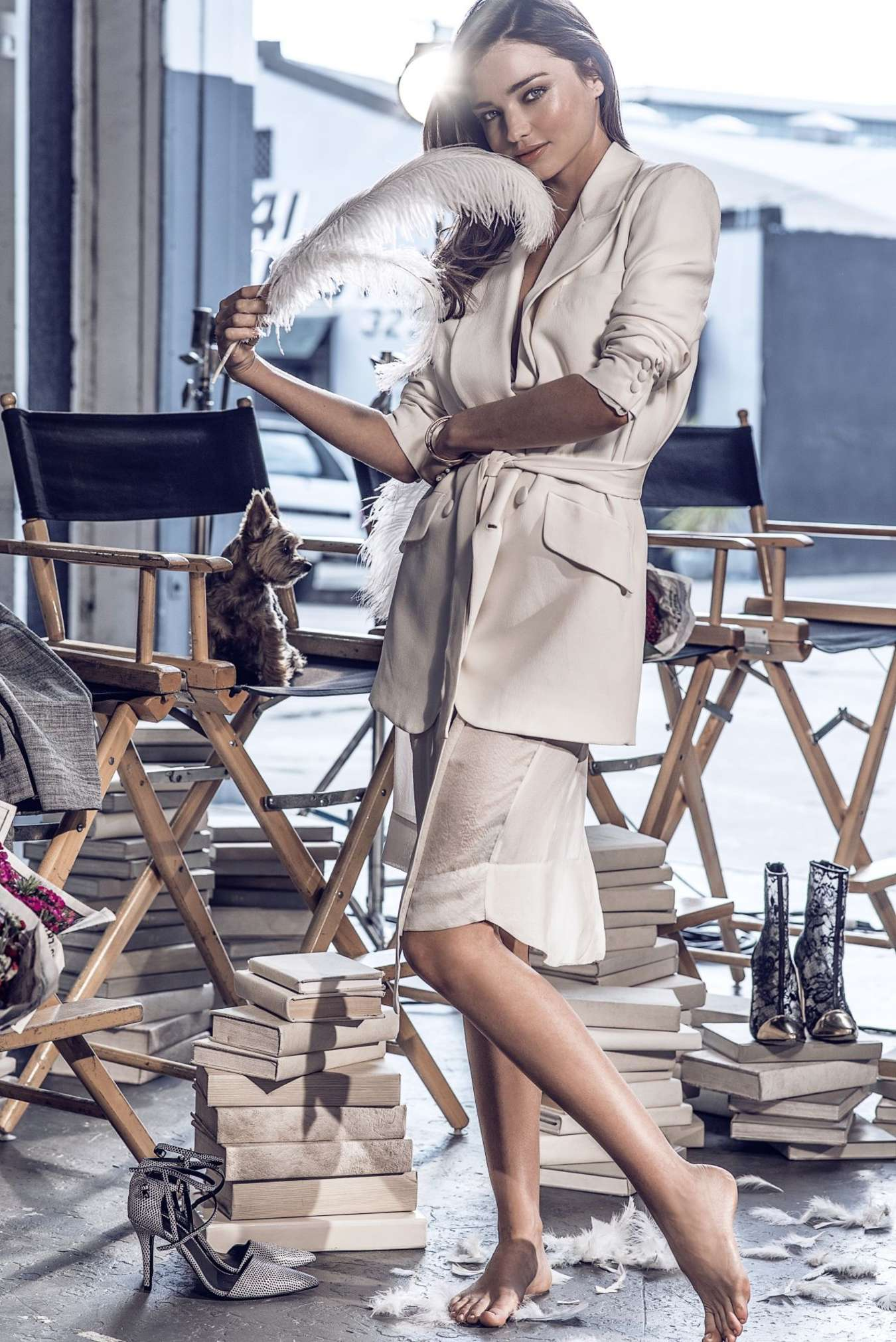 Miranda Kerr 2015 : Miranda Kerr: Swarovski Holiday 2015 Collection -02