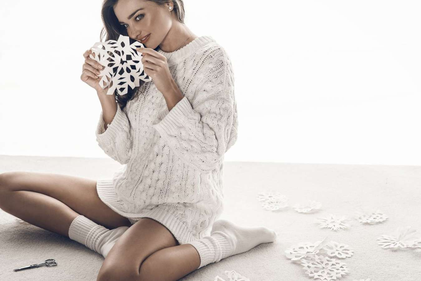Miranda Kerr: Swarovski Holiday 2015 Collection -03 - GotCeleb Miranda Kerr Collection