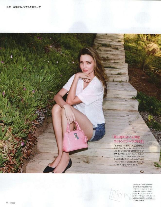 Miranda Kerr - Sweet Japan Magazine (July 2015)